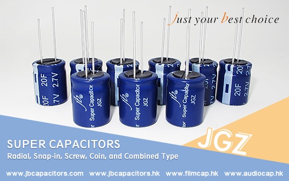 jb offer Super Capacitors- JGA JGM JGY JGZ